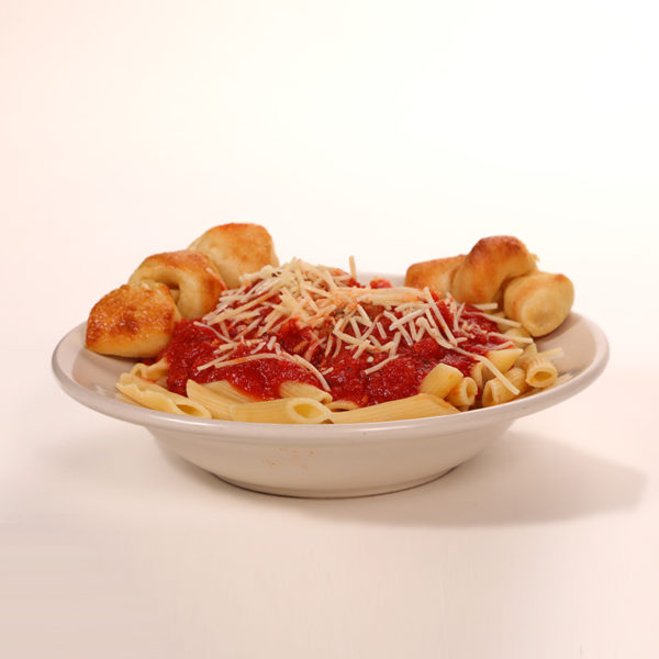 Served with 2 Garlic Knots