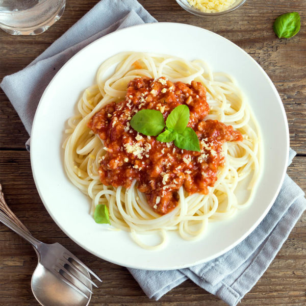 Spaghetti or Penne